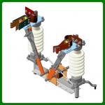 Запасные части и привода для разъединителей, отделителей и короткозамыкателей