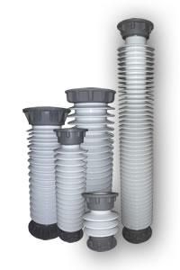 Проектирование и изготовление фарфоровых покрышек и изоляторов по индивидуальному техническому заданию